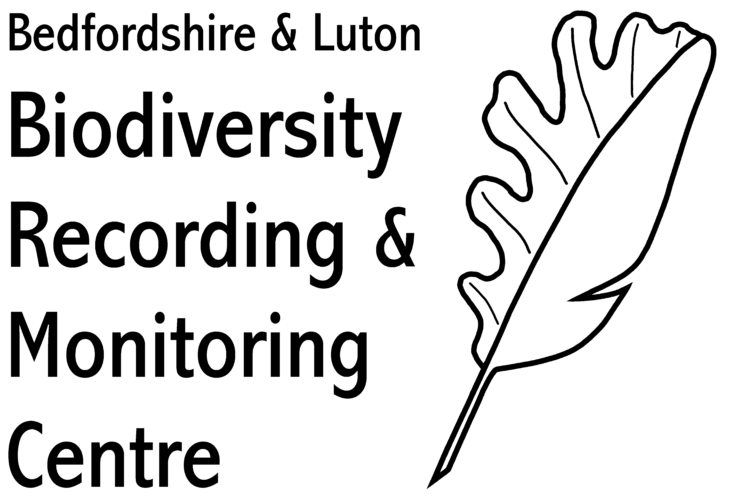 Bedfordshire and Luton Biodiversity Recording and Monitoring Centre logo