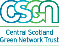 Central Scotland Green Network Trust logo