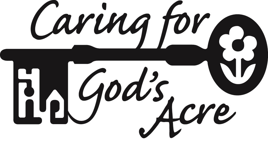 Caring for God's Acre logo
