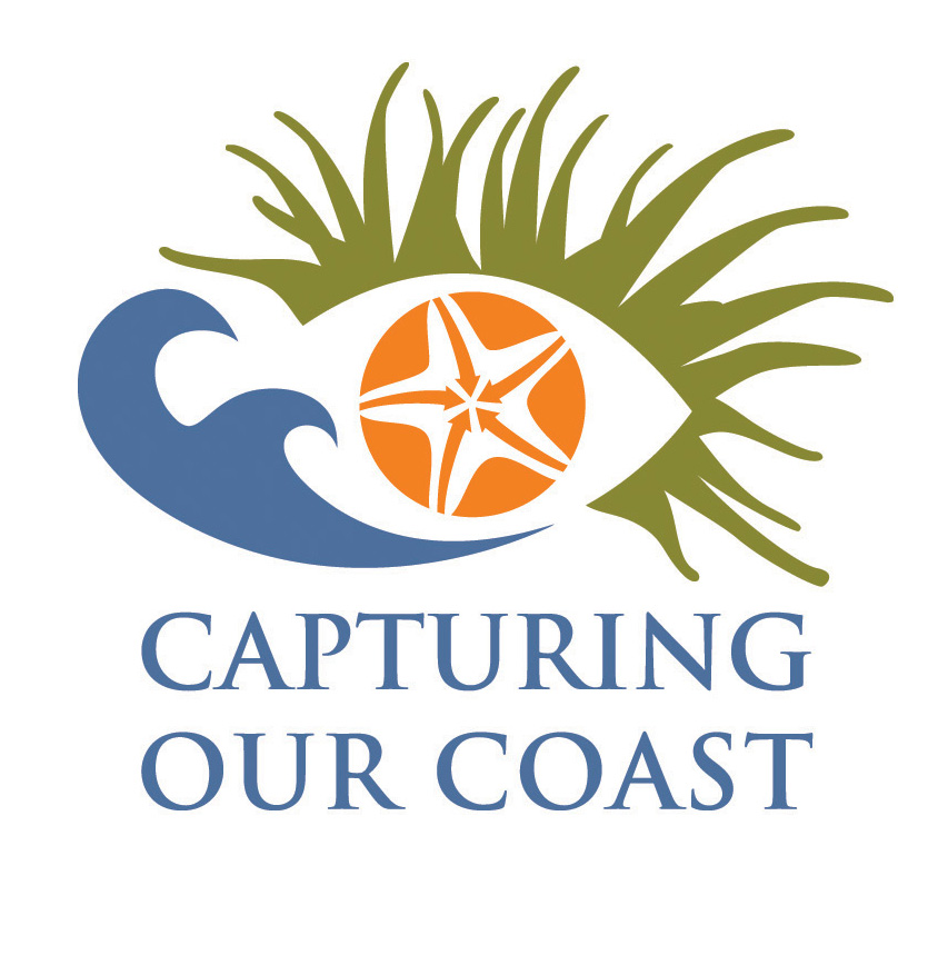 Capturing our Coast logo