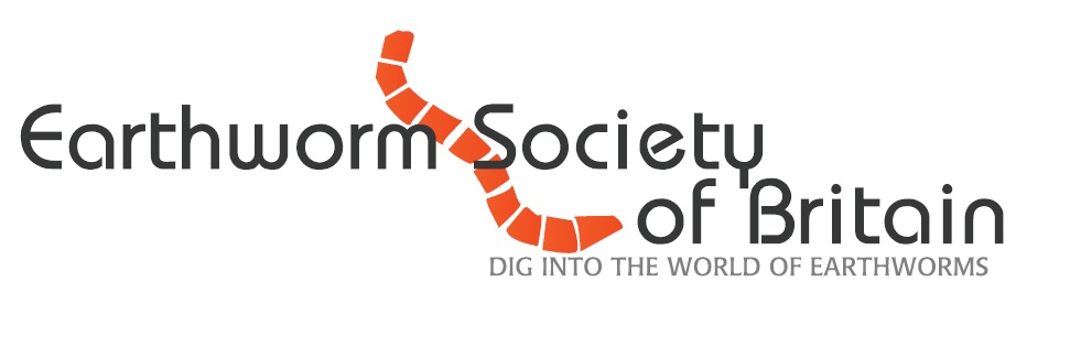 Earthworm Society of Britain logo