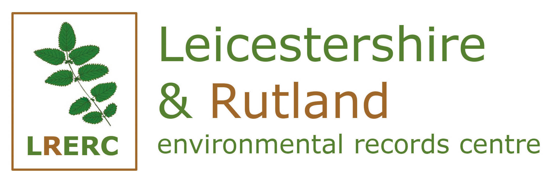 Leicestershire and Rutland Environmental Records Centre logo