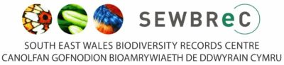 South East Wales Biodiversity Records Centre logo