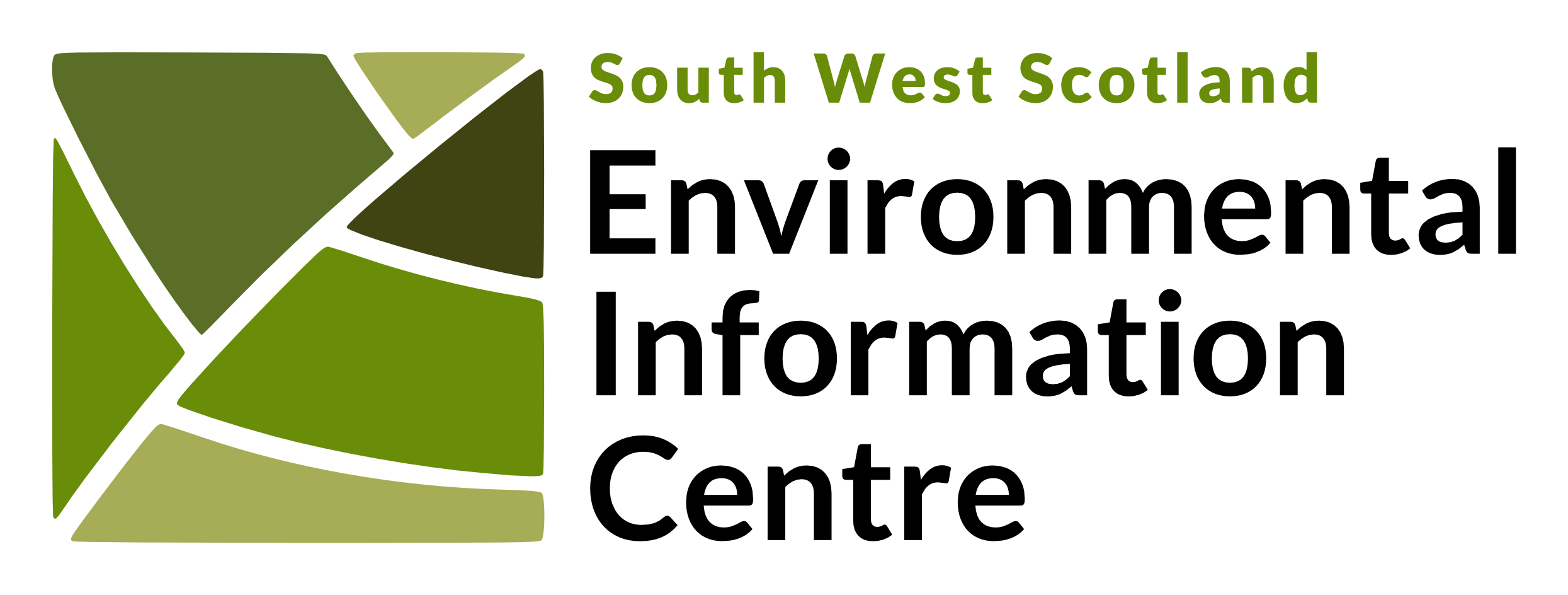 South West Scotland Environmental Information Centre (formerly DGERC) logo