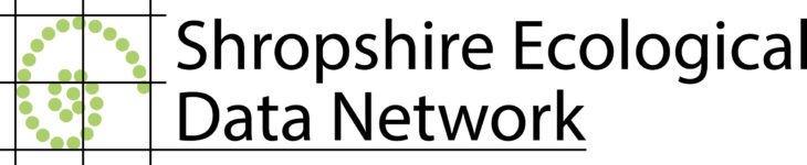 Shropshire Ecological Data Network logo
