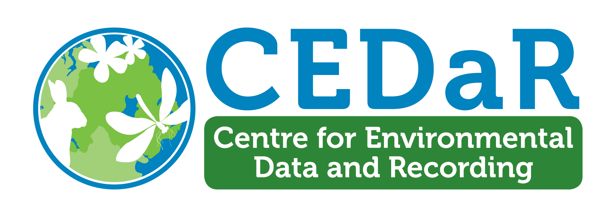Centre for Environmental Data and Recording logo