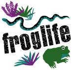 Froglife logo