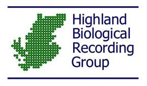 Highland Biological Recording Group logo
